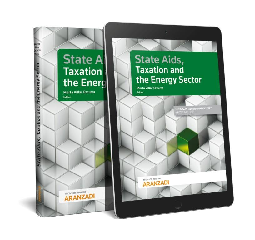 State aids, taxation and the energy sector (Papel + e-book)