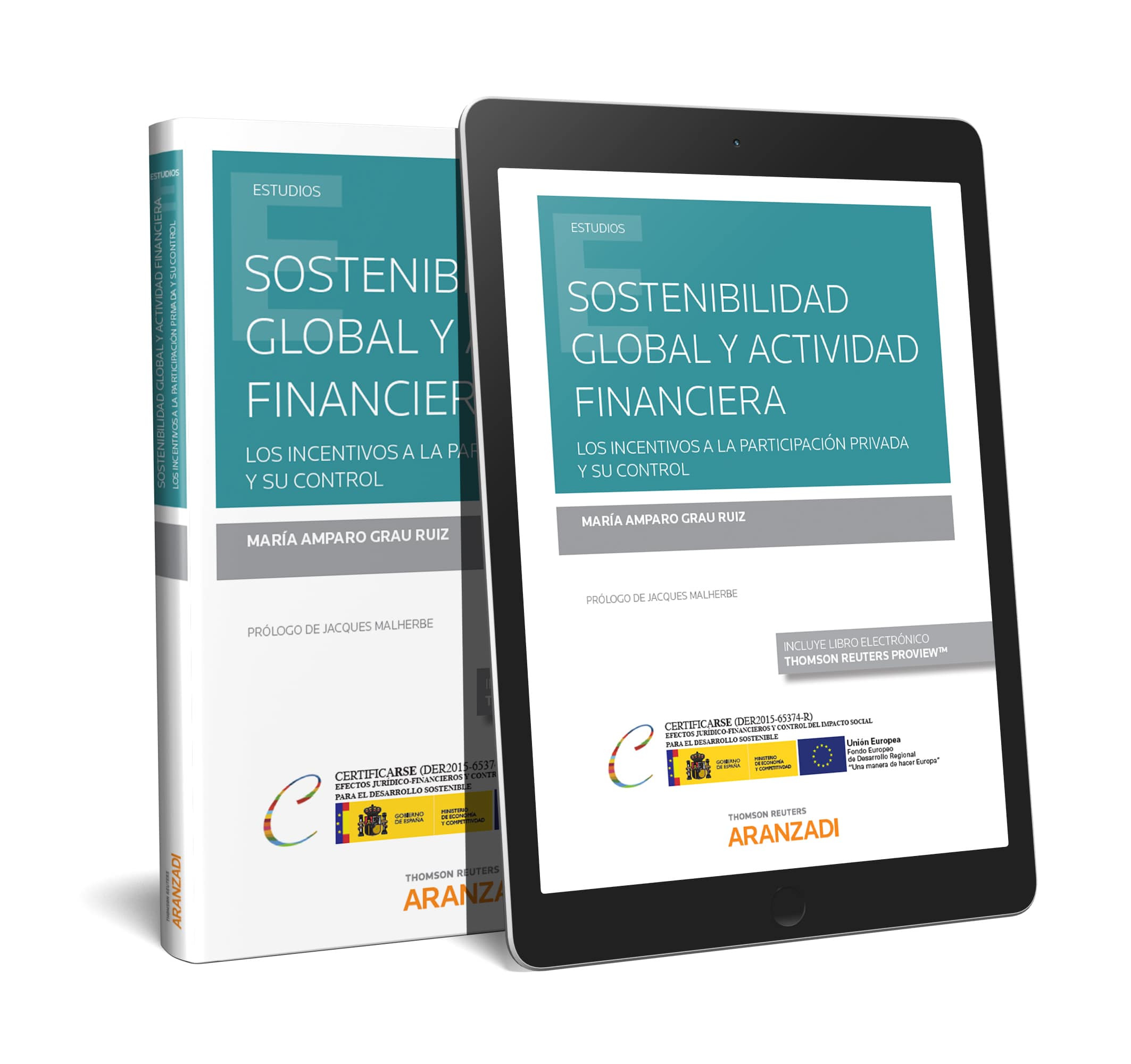 Sostenibilidad Global y Actividad Financiera (Papel + e-book)